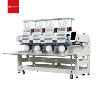 BAI Economical Multi Head High Quality Computer Cap Embroidery Machine with Long Use Time