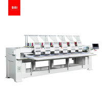 BAI High Speed 12 Needles Six Heads Dahao Computer Embroidery Machine Price