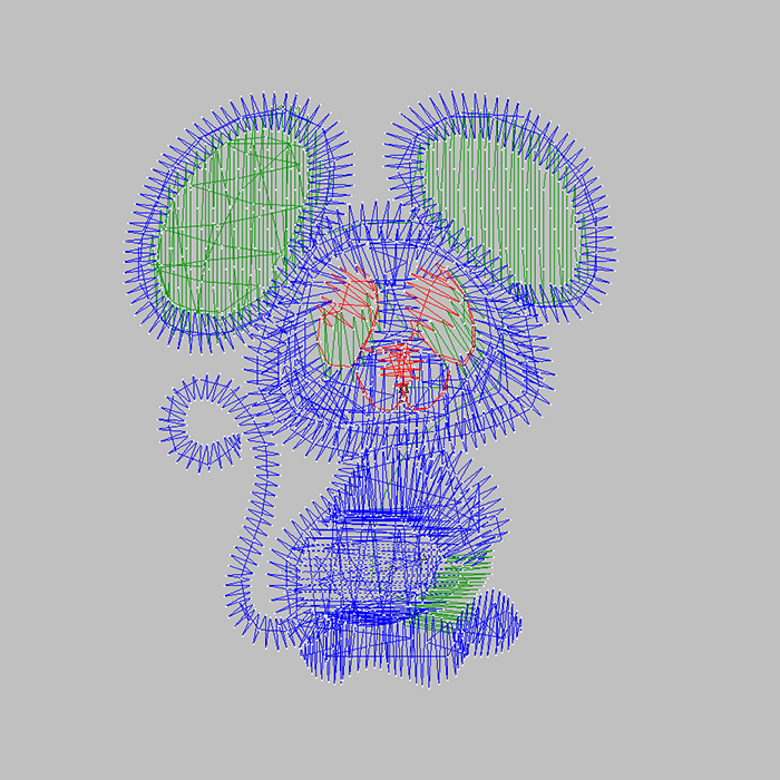 2020 free mouse embroidery patterns for small businesses
