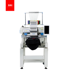 BAI Common Speed Garments Shirt Computerized Embroidery Machine