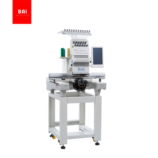 BAI Multi Needle One Head 350*500mm Embroidery Machine Supplier for Sales