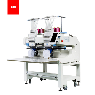 BAI Best Quality And Cheap Cap Embroiderymachine for Sale