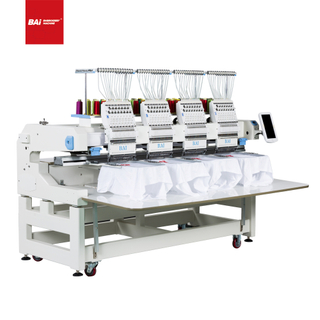 BAI High Speed 4 Heads Multifunctional Computerized Embroidery Machine