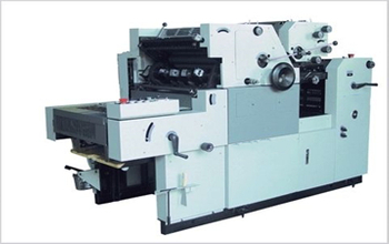 Do you know anything about two-plate printing machines?