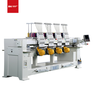 BAI High Speed 4 Heads Computer Embroidery Machine for Hat