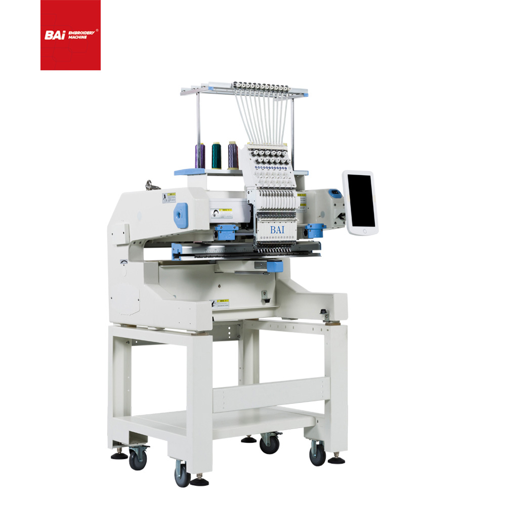 BAI Garment Embroidery Machine for Tshirt with Household