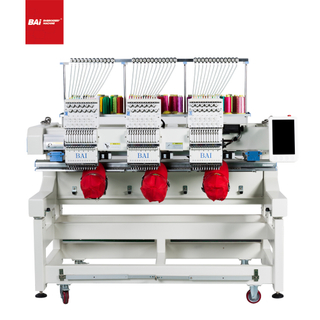 BAI Multifunctional Industrial Computerized Embroidery Machine with Good Price