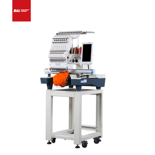 The Latest Industrial Design BAI Single Head High Speed Digital Computerized Embroidery Machine
