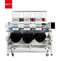 BAI Customizable Multi Head High Speed Commercial Computerized Embroidery Machine