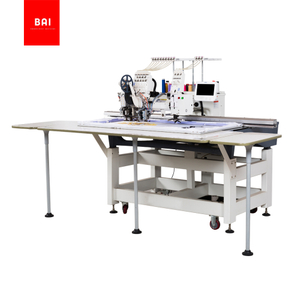 BAI computerized taping mixed towel chenille cording embroidery machine